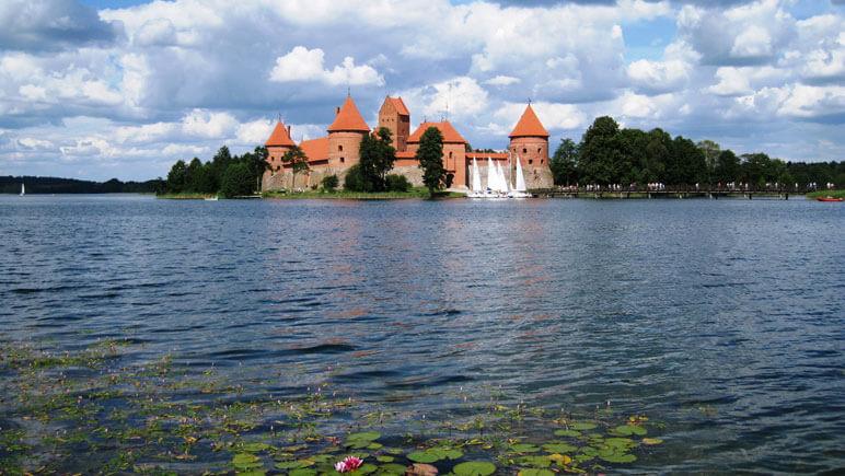 Wasserburg Trakai © Fotolia Moniegel