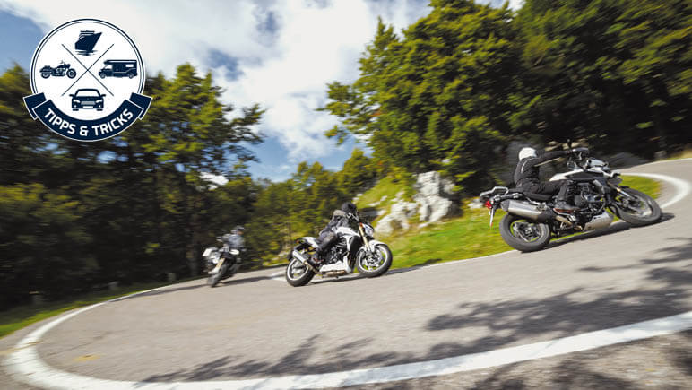 Motorradreisen © Detlev Louis Motorrad-Vertriebsgesellschaft