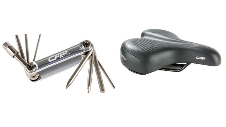 Fahrrad Zubehör & Werkzeug © B.O.C.