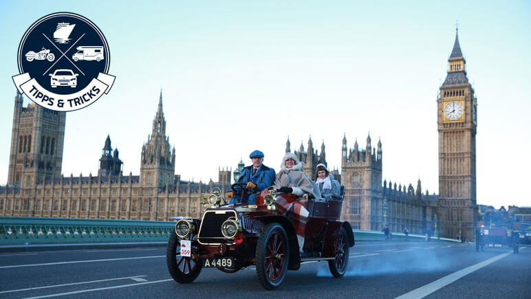 Oldtimer London © VisitBritain