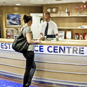 Guest Service Center © DFDS