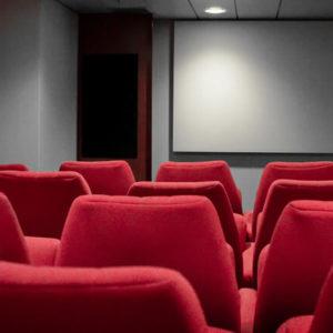 Kino an Bord von KING SEAWAYS