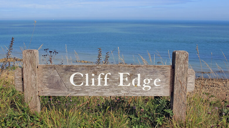Bank Cliff Edge Dover