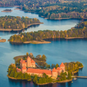 Alte Hauptstadt Trakai credit lithuania.travel