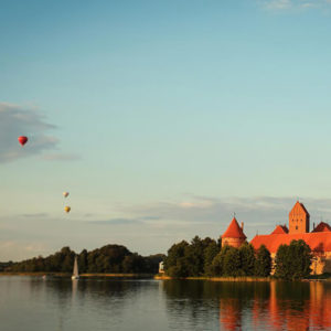 Litauen Trakai www.lithuania,travel