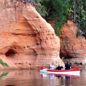 Lettland Skanakalna Dabas Parks credit latvia.travel