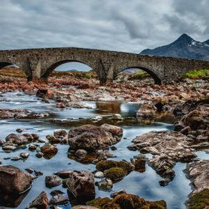 Raues Schottland