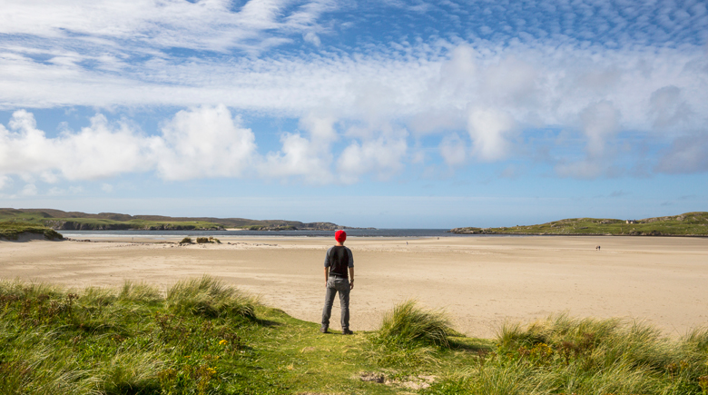 Strandwandern in Schottland co VisitScotland