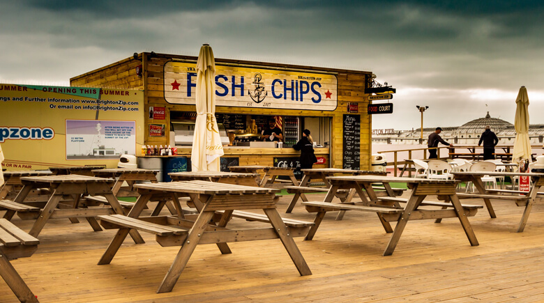 Brighton Fish n Chips