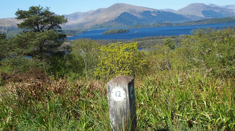 Trossachs Nationalpark & Loch Lomond Credits Schottland Magazin