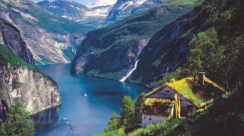Geiranger Fjord co Visit Norway