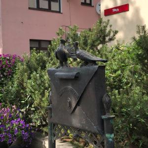 Der Briefkasten der Altstadt