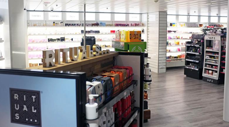 DFDS Sea Shop