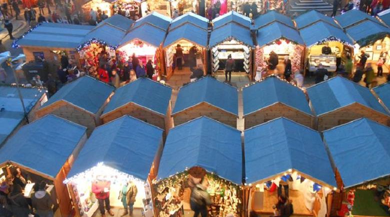 Weihnachtsmarkt Bath
