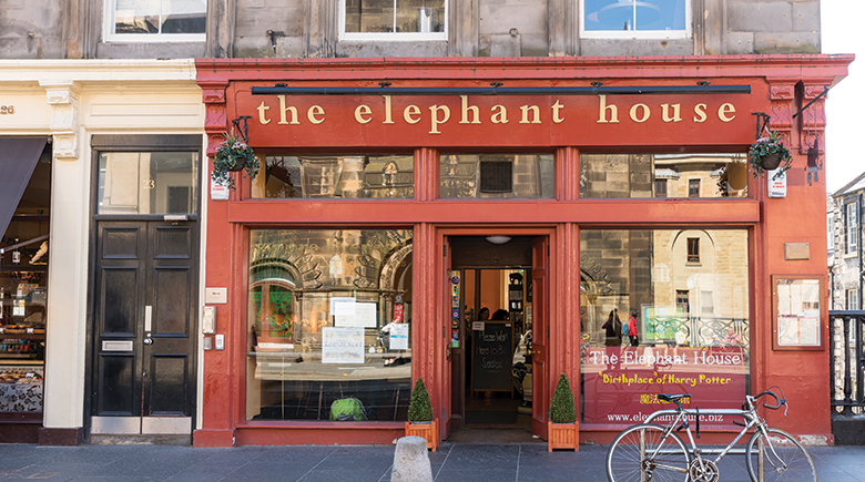 Café The Elephant House