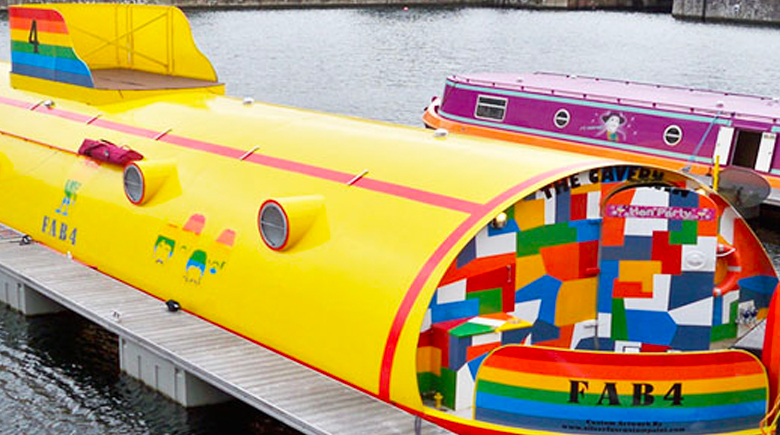 U-Boot in Liverpool