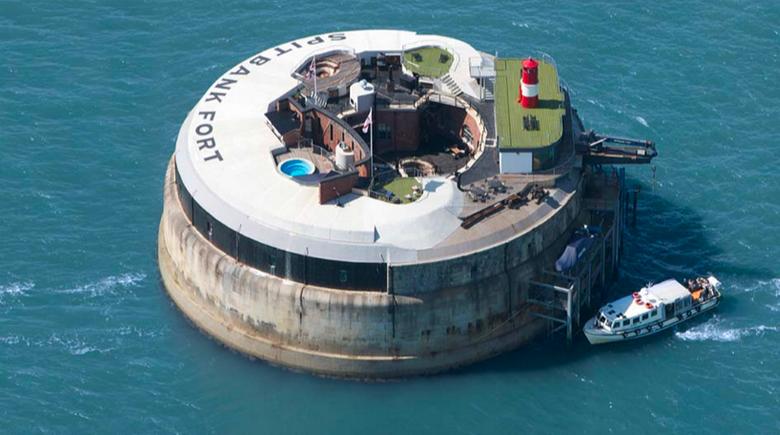 Festung in Portsmouth