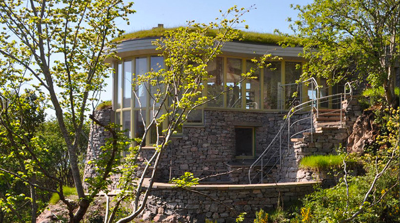 The Stonehouse in Schottland