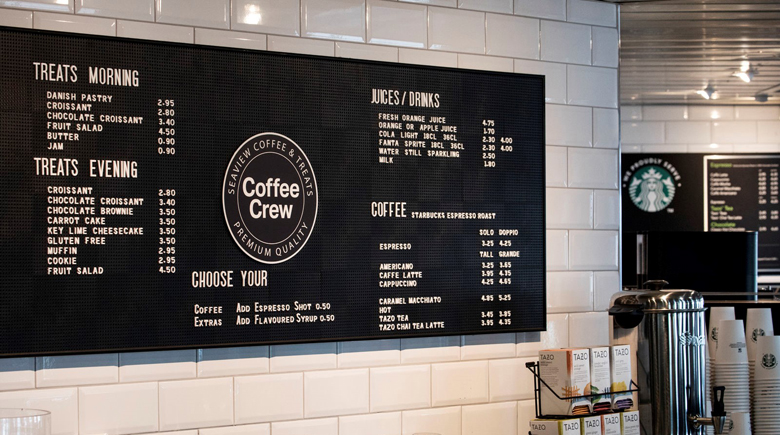 Coffee Crew DFDS