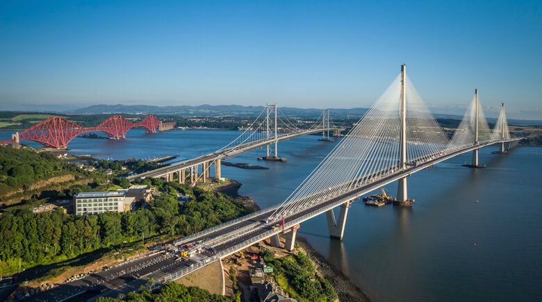 Forth Bridges Edinburgh
