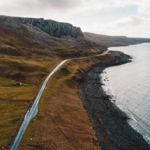 Isle of Skye Küstenstraße