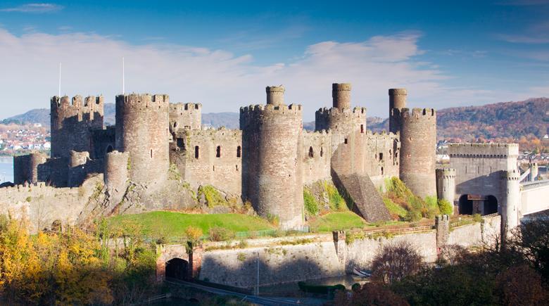 Conwy Castle Visit Britain