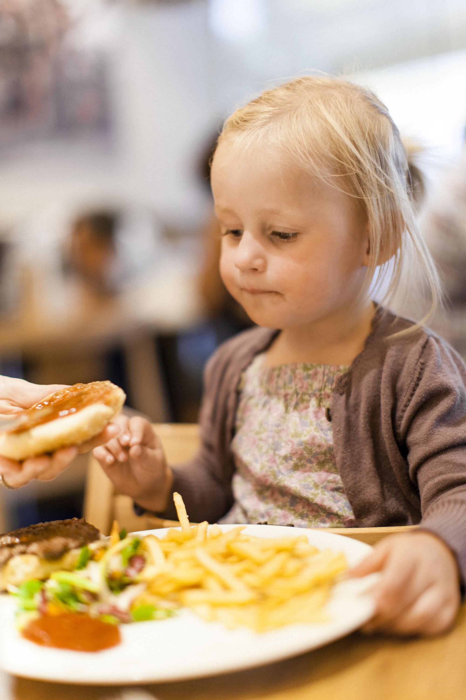 bistro essen für kinder