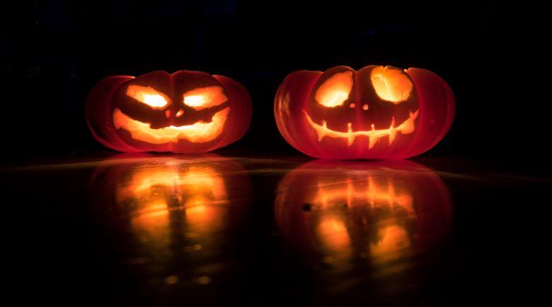 Potiron - symboles de l'Halloween